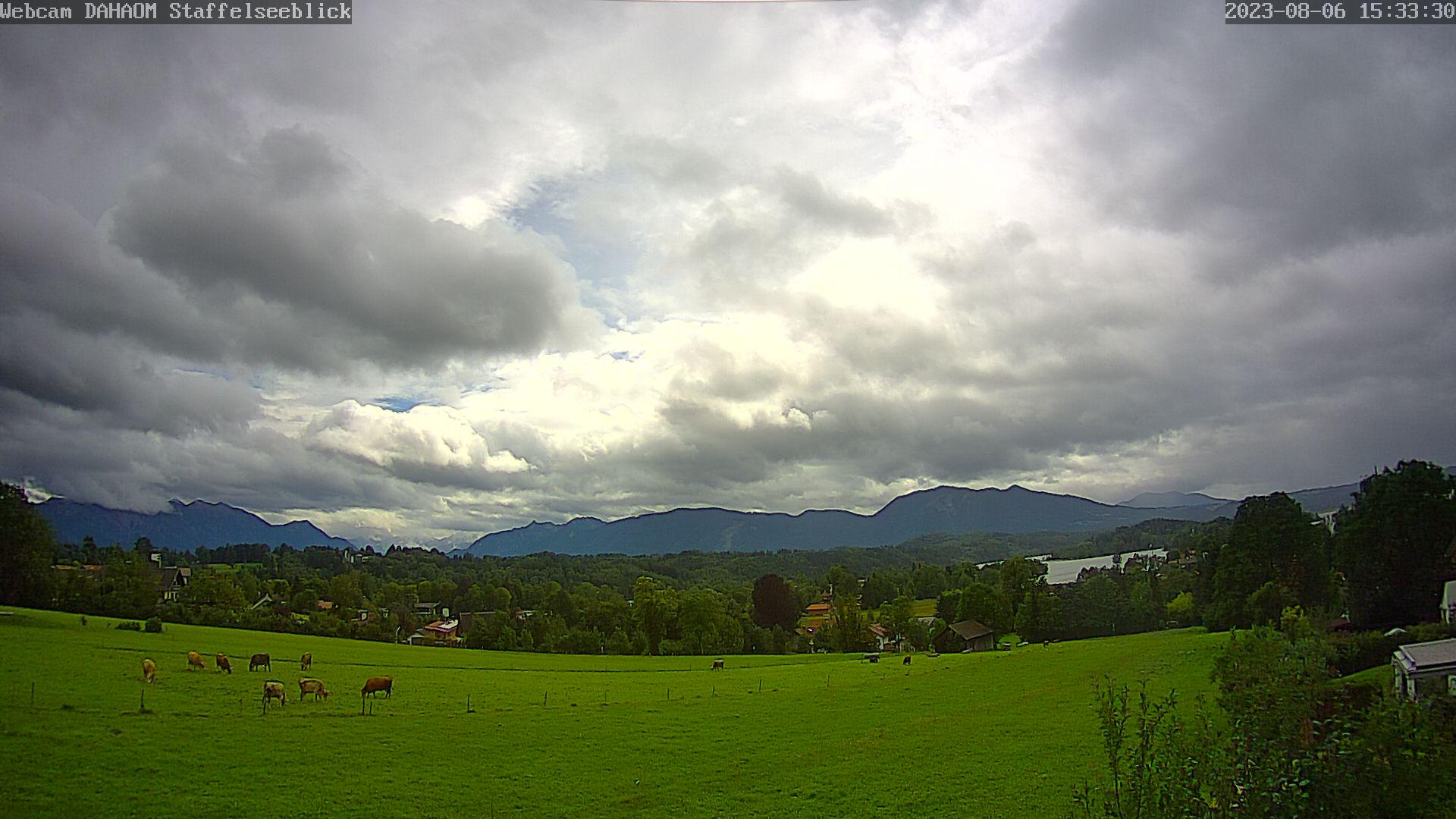 Webcam Seehausen am Staffelsee - Staffelseeblick